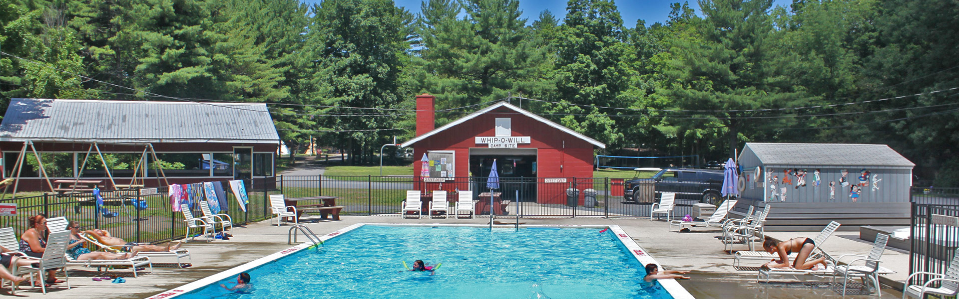 Whip O Will Campsites New York Camping In The Northern Catskill Mountains